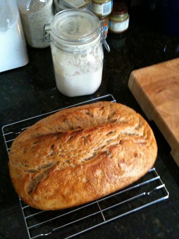 Final bread