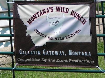 Wild bunch banner
