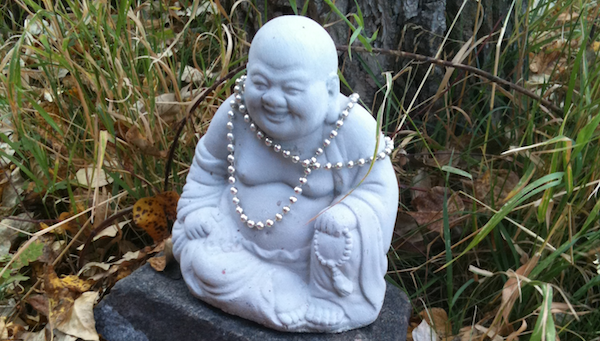 Ditch buddha