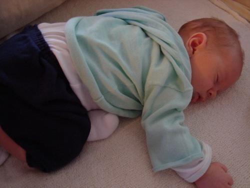 Little LO sleeps