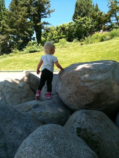 LO rock climbs