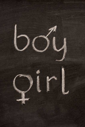 Boy-girl symbol
