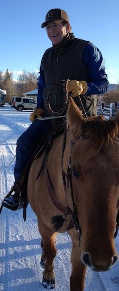 Happy cowboy 2